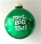 Happy Skalidays tree ornament - red or green