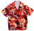 Limited Edition Hawaiian shirt - sunset design - TWO EXTRA LARGE (XXL)