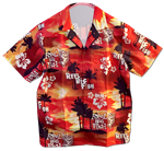 Sunset Hawaiian shirt - WOMENS MED