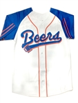 BASEketball double sided Beers jersey