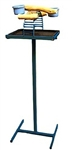 Hilltop Playtop Traveler Stand - Textured Midnight Blue