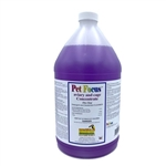 Pet Focus Aviary and Cage Cleaner - Concentrate - Gallons - Case of 4