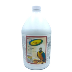 Control Natural Aviary & Cage Bug Spray - Gallons - Case of 4