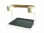 Traveler Table Top - Top Only - Textured White
