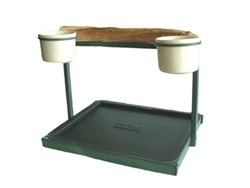 Traveler Table Top - Top Only - Textured Green