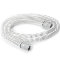 Respironics Pure White 6 Foot Performance 19mm Diameter Tubing with 22mm Ends