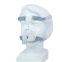 "ResMed Mirageâ""¢ FX For Her Nasal CPAP Mask with Headgear (RX Required)"