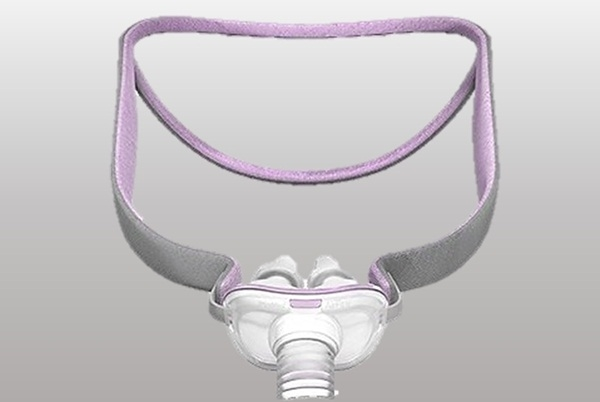 "ResMed AirFitâ""¢ P10 For Her Nasal Pillow CPAP Mask with Headgear"