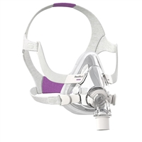 "ResMed AirTouchâ""¢ F20 For Her Full Face CPAP Mask"