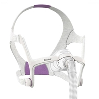 "ResMed AirFitâ""¢ N20 For Her Nasal CPAP Mask with Headgear"