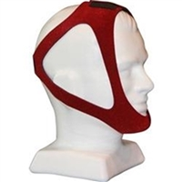 Ruby-Style Adjustable Chinstrap