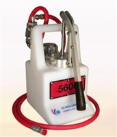 2-GALLON HYDRAULIC AND ENGINE OIL DISPENSER