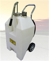 20-GALLON HYDRAULIC AND ENGINE OIL  CART DISPENSER