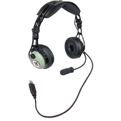 David Clark (DC USB)  43101G-07 | Headsets