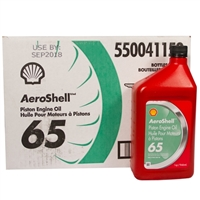 Aeroshell 65 (case of 12 qt)