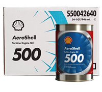 AeroShell 500 (Case of 24 qt)