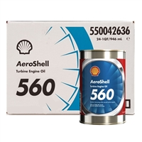 AeroShell 560 (Case of 24 qt)