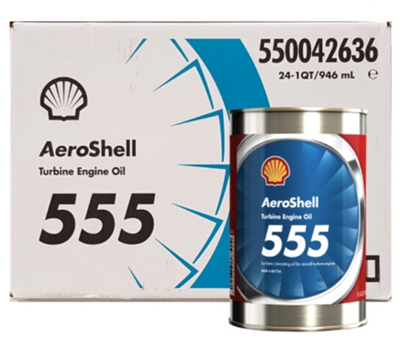 AeroShell 555 (Case of 24 qt)