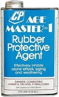 MIL-P-11520E BF Goodrich Age-Master No.1  Rubber Preservative Quart Can