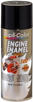 Dupli-Color DE1611 (12oz) | Ceramic Gloss Black Engine Paint