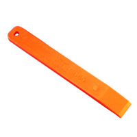 "JNT411B60 6"" Single Edge (3/4"") Celcon Plastic Sealant Scraper, Red"