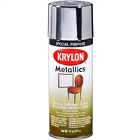 Krylon 1401 Bright Silver Metallic Finish