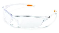"MCR ""The Law"" Safety Glasses (Clear)"