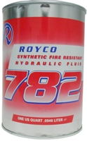 ROYCO 782 (Case of 24 qt) | Aircraft Shop Supply