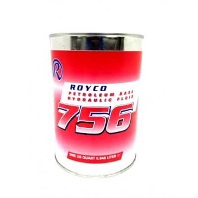 ROYCO 756 (Case of 24 qt)