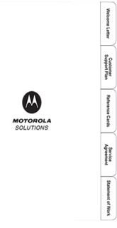 Motorola Side 5th Cut - 50 sets of 5 tabs