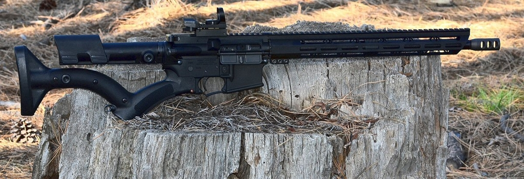AR-15 3G Rifle