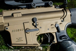 AR-15 3G Rifle Competition California Complaint Version