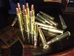 30-30 Winchester Lead Free ammunition with the Barnes TSX 150 gr HP bullet.