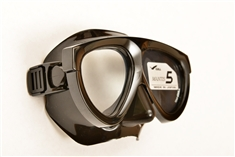 AQA/GULL Low Volume MANTIS 5 Scuba Dive Spearfishing Mask