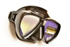 AQA/GULL MANTIS LV Elite Scuba Dive Mask UV400 Low Volume Silicone