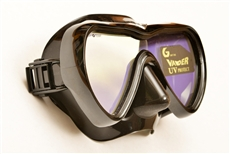 AQA/GULL UV Blocking Low Volume VADAR Dive Mask