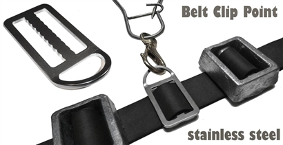 belt point clip