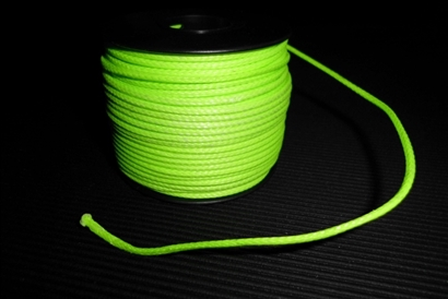 Dyneema/Spectra High Viz Green 2.0mm