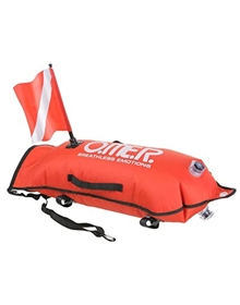omer dry floater bag