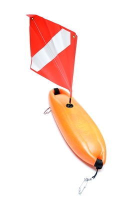 Rob Allen Dive Float w/ Flag