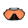 Oceanways Superview-SL SeeSharp Optical Multicoating Anti UV/Glare w/Anti-Fog Scuba Dive Mask (OMA940BS)