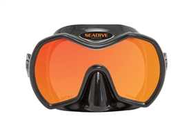 Sea Dive Frameless Monarch Rayblocker HD w/Anti-Fog Dive Mask (SDM980BKSFL)