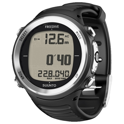 Suunto D4F Freediving Watch