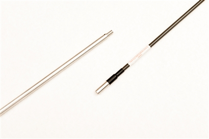 aluminum graphite breakdown pole spear