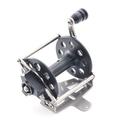 vertical stainless reel