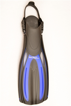 Sea Sports HydroJet Open Heel Fins