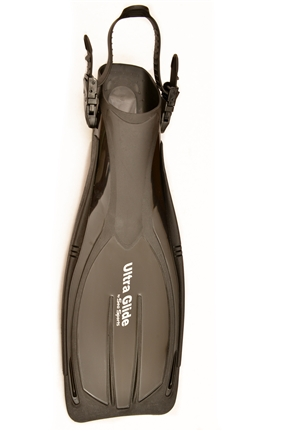 Sea Sports Ultra Glide Open Heel Fins