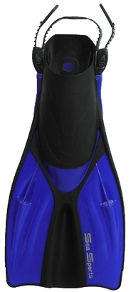 adult adjustable fins
