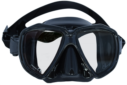 ultra clear lens dive mask