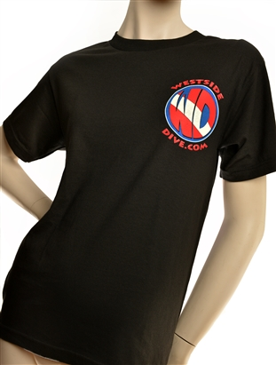 Westside Dive & Tackle Logo T-Shirt
